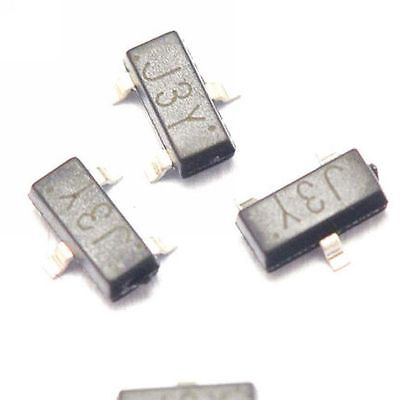 50pcs S8050 J3y 0.5a25v Npn Sot23 Smd Transistor