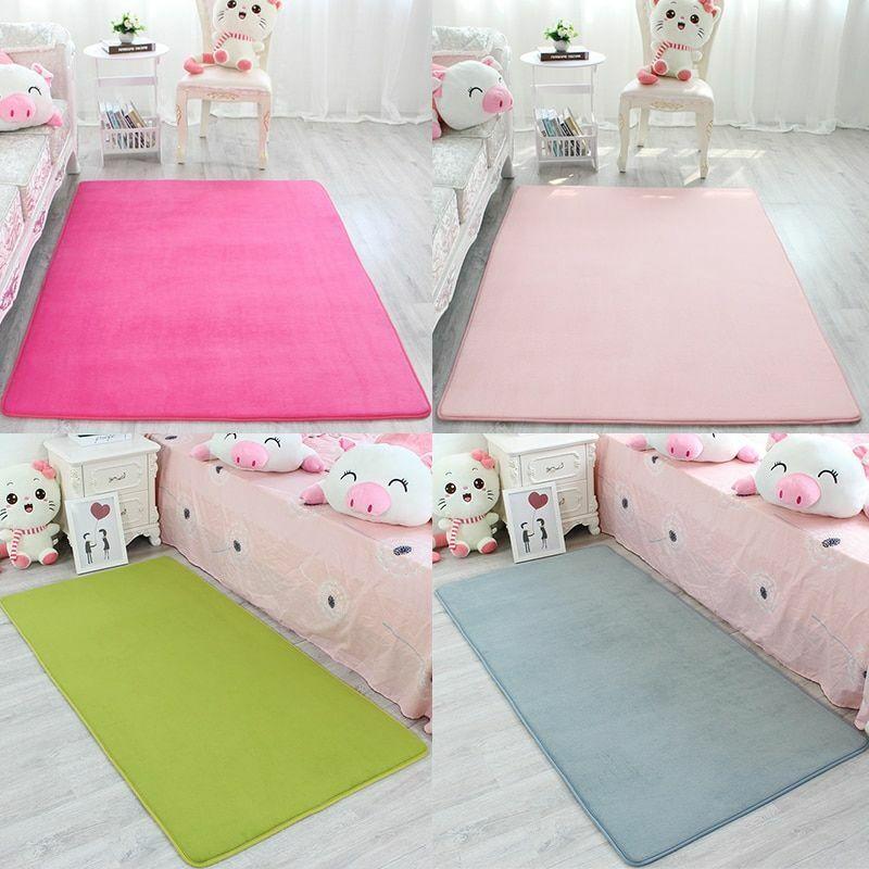 Durable Floor Mat Carpets For Living Room Home Decor Soft Ru