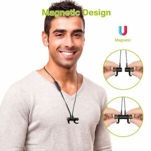 NEW Bluetooth Headphones Magnetic with built-in Mic