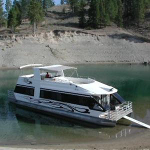 2000 Xtreme Eagle Houseboat