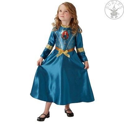 RUB 3620542 Merida Fairytale Disney Kinder Kostüm Prinzessin Highlands