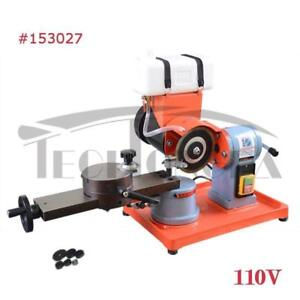 110V Electric Circular Saw Blade Water Injection Grinder Machine 153027