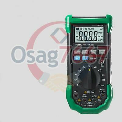 New Mastech Acdc Range Automanual Digital Multimeter Ms8268 Xg