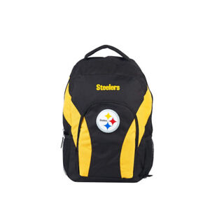 Officially Licensed NFL Pittsburgh Steelers Draftday Backpack