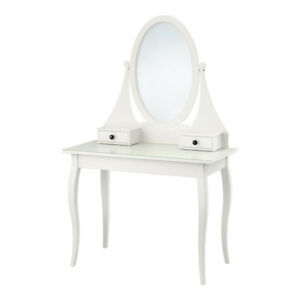IKEA HEMNES Dressing table with mirror *Like New*