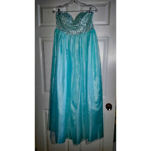 *NEW* Prom Dress with Sequins