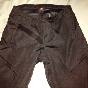 Nexo Sports Motorcycle rain overpants, size L or 34