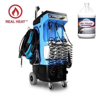 U.s.a. Mytee 80-120 Prep Center S W Heat Bulk Carpet Extractor Cleaner