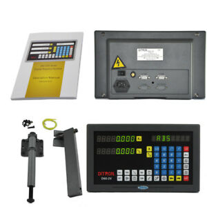 DIGITAL READOUTS FOR INDUSTRIAL MACHINES