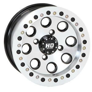 "STI HD Beadlock Wheels 14"" - CLEARANCE - 4/156 Polaris Sizes"