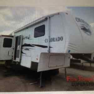 2008 Colorado 5th wheel