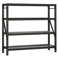 "RACKING SHELVING ""HUSKY"" HEAVY DUTY  BRAND NEW!! FLAMBANT NEUF!!"