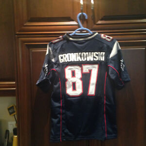 New England Patriots youth jersey