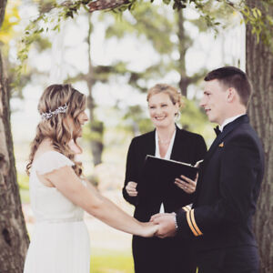 Clergy & Wedding Commissioners Needed and across AB!