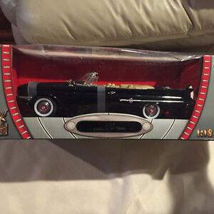 1960 Chrysler 300F Convertible Scale Model - Black- New in Box!