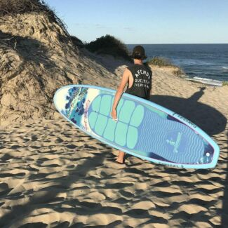 Stand up Paddle board LIMITED EDITION 10' 10'6 11'2 Meet Shelby