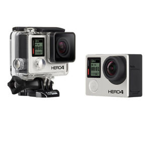 TWO GoPro Hero4 Black cameras PLUS a TON of Accessories