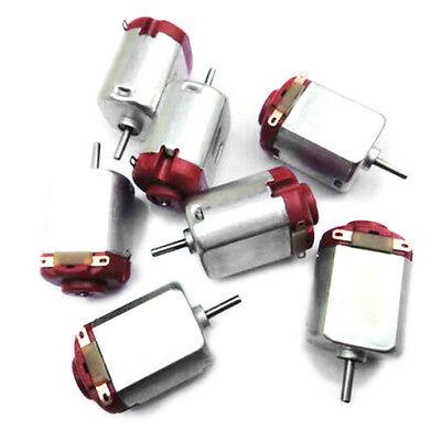 R130 Motor Type 130 Hobby Micro Motors 3-6v Dc 0.35-0.4a 8000 Rpm New Toca