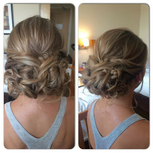 On site hairstylist for your wedding day! Stratford Kitchener Area image 3