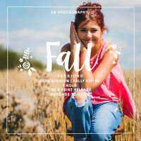 Fall Family Photography Sessions