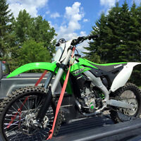 2015 KX250F - 1 MONTH OLD - 1 RIDE ON IT