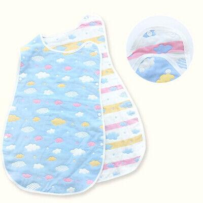 cke für Mädchen Junge Baumwolle Baby Kleinkind Babyschlafsack (Kleines Mädchen Schlafsack)