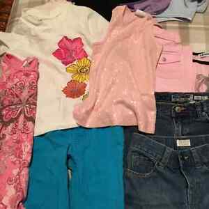 Girls clothes 6x/7