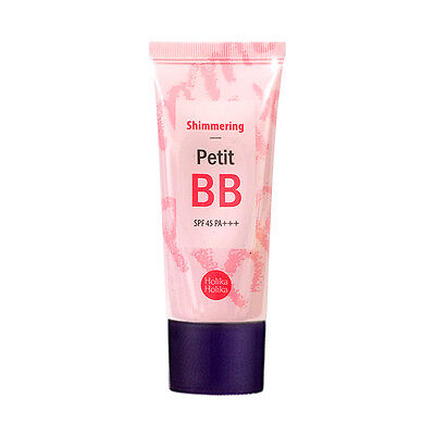 [HOLIKA HOLIKA] Petit BB Cream (SPF45/PA++) #Shimmering 30ml