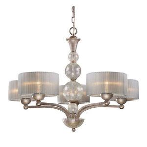 Elk Lighting Alexis 5-light chandelier. Magnifique chandelier.