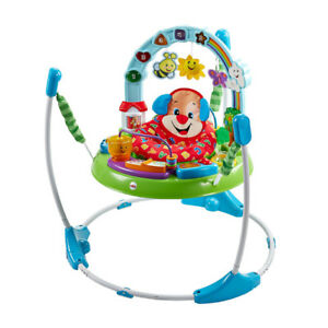 exersaucer - Fisher-Price Laugh & Learn Jumperoo