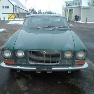 1973 Jaguar XJ6 Series I - Best of British Motoring!