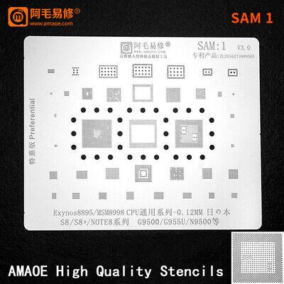 For Samsung S8s8note8g9500g955uexynos 8895 Cpu Ram Wifi Chip Bga Stencil