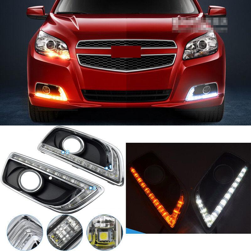 Chevy Malibu Daytime Driving Light Wiring Schematic