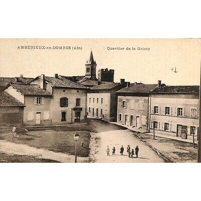 Image of 01 Ambérieux en Dombes Quartier de la Gaieté