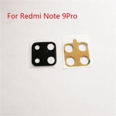 TAPA CRISTAL RECAMBIO CAMARA Xiaomi Redmi Note 9 Pro LENTE GLASS ENVIÓ...