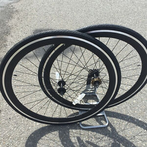 Vente !!! Set de roue pour velo fixie,single speed ,fix gear
