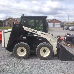 2011 terex tsr-50 for sale with only 592 hours