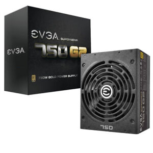 EVGA SuperNOVA 750W G2 Gold Full Modular