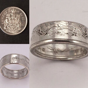 Custom Coin Rings For Sale