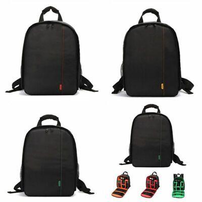 For Canon EOS-Nikon Sony DSLR SLR Camera Backpack Waterproof Shoulder Case Bag a