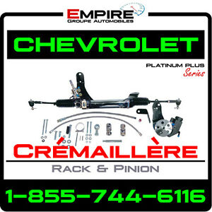►► Crémaillère ► Chevrolet Venture • Uplander ► Rack and Pinion