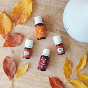 Welcome gift ~ Young Living essential oils