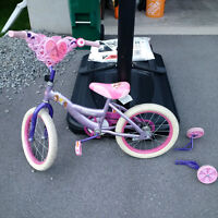 Princess Bicycle for little girl