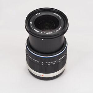 Olympus M.Zuiko Digital ED 9-18mm f/4.0-5.6 Lens Regina Regina Area image 3