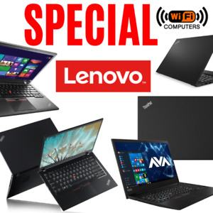 Lenovo Thinkpad Laptop On Huge Sale / Manufacturer Warranty