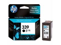 ** BARGAIN ** GENUINE HP HEWLETT PACKARD INK CARTRIDGE HP 339 BLACK - C8767EE ABB