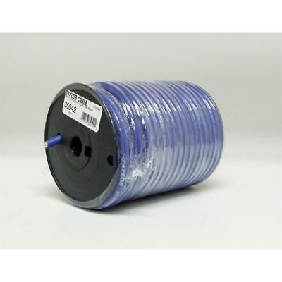 Copper Spark Plug Wire - Taylor Spooled Spark Plug Wire 35642; 100 Feet 8mm Copper Core Blue