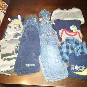 3-6 month lot of clothes