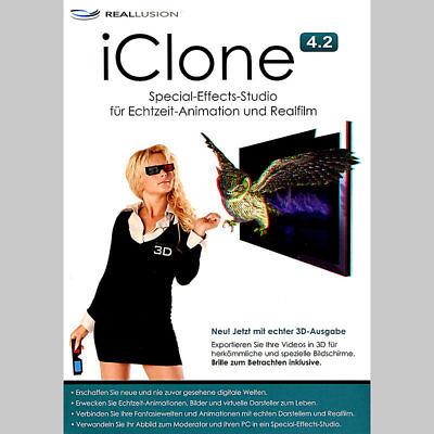 S.A.D. iClone 4.2 mit 3D-Unterstützung