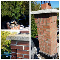 Chimney repairs/ all masonry jobs